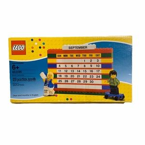 LEGO Brick Calendar - 120 pieces